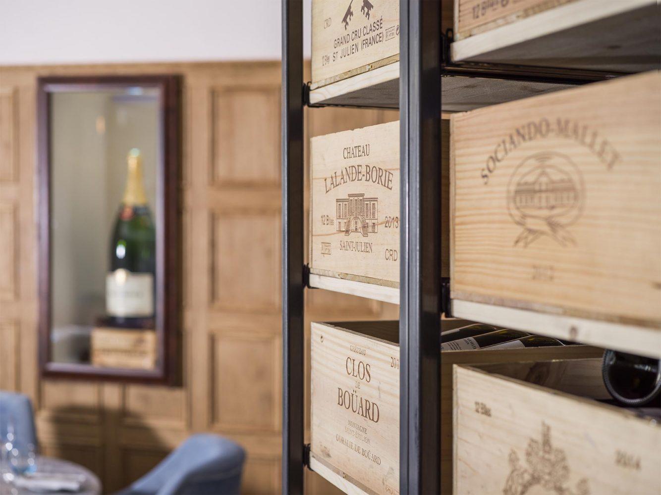 Wine Lists - 2850 Covent Garden