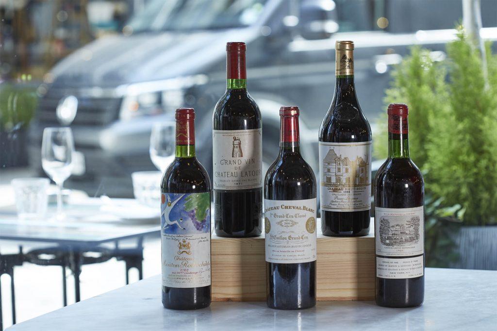 Wine Tastings - 2850 Covent Garden